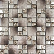 Mosaics Texture Series Texture Wood Brown