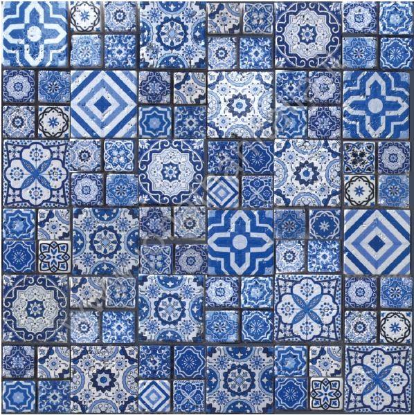 Stickers azulejos bao interesting elegant cool pack - Pegatinas para tapar agujeros en azulejos ...