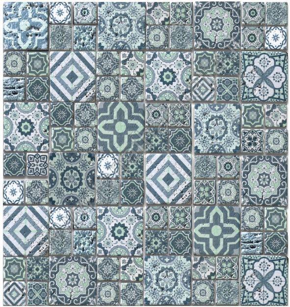 Mosaici serie azulejos azulejos felce for Azulejo mosaico