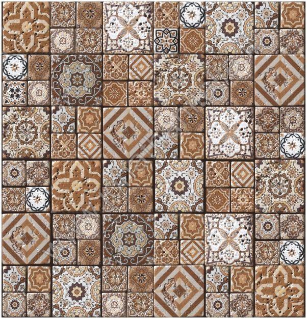 Bagno Design Ecologico In Pietra : Mosaici serie azulejos terra