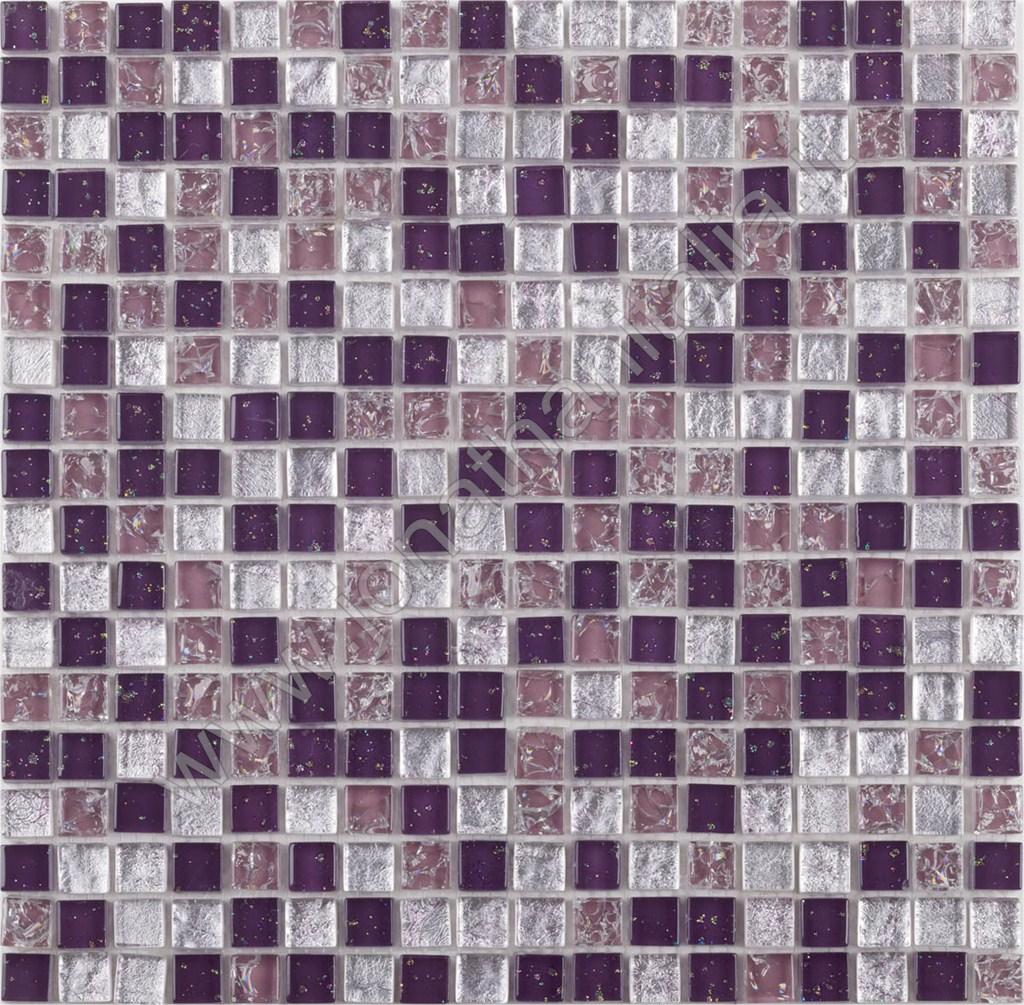 Mosaico lux ametista - Mosaici per doccia ...