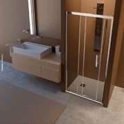 Shower enclosures Premium series Premum sliding door series